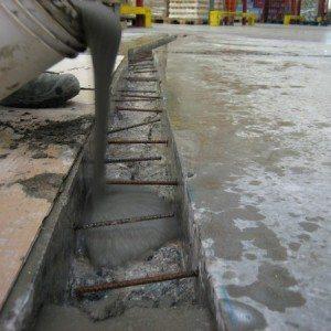 Restauro pavimentazioni in calcestruzzo