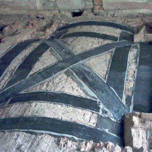 Restauro strutturale con materiali compositi FRP